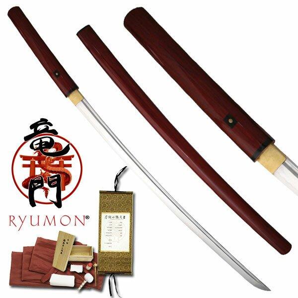 Ryumon Redwood Shirasaya (RY-3042B)