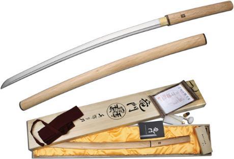 Ryumon Natural Wood Shirasaya (RY-3042N)