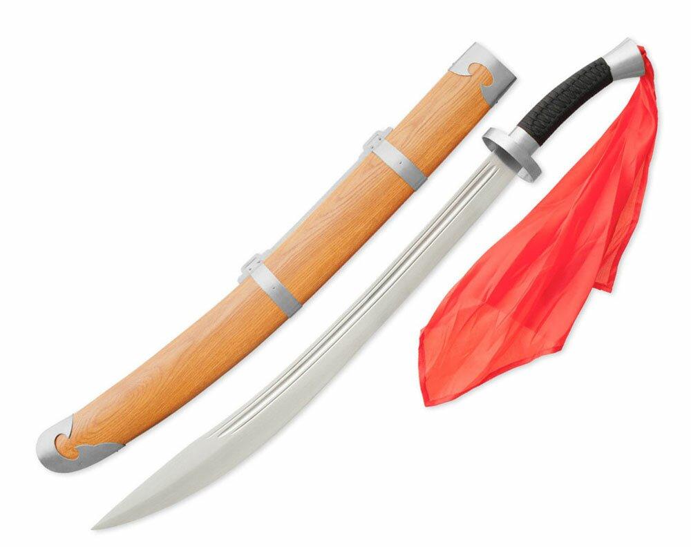 Hanwei Ox-Tail Dao Kungfu Sword (SH1011)