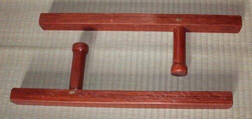 Tonfa kwadratowa naturalna (GTTC732)