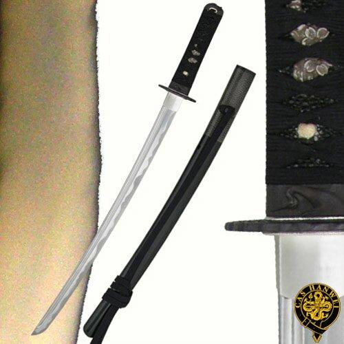 Hanwei Tsuru Iaito Wakizashi