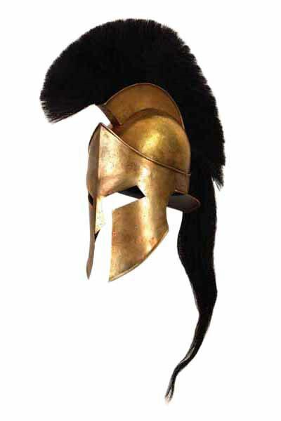 300 Spartan - Hełm Króla Leonidasa (881003)