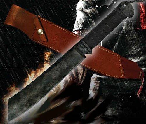 Nóż Rambo IV Master Cutlery (MC-RB4)