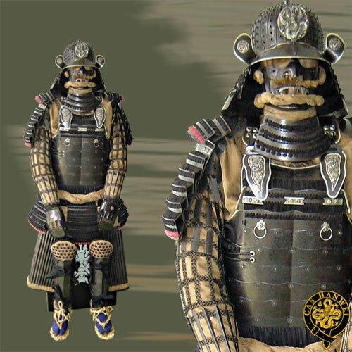 Zbroja Samuraja - Hanwei Dragon Armour (AH2193)