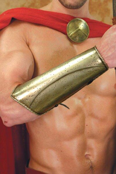 Ochraniacz na przedramię z filmu 300 Spartan (881005)