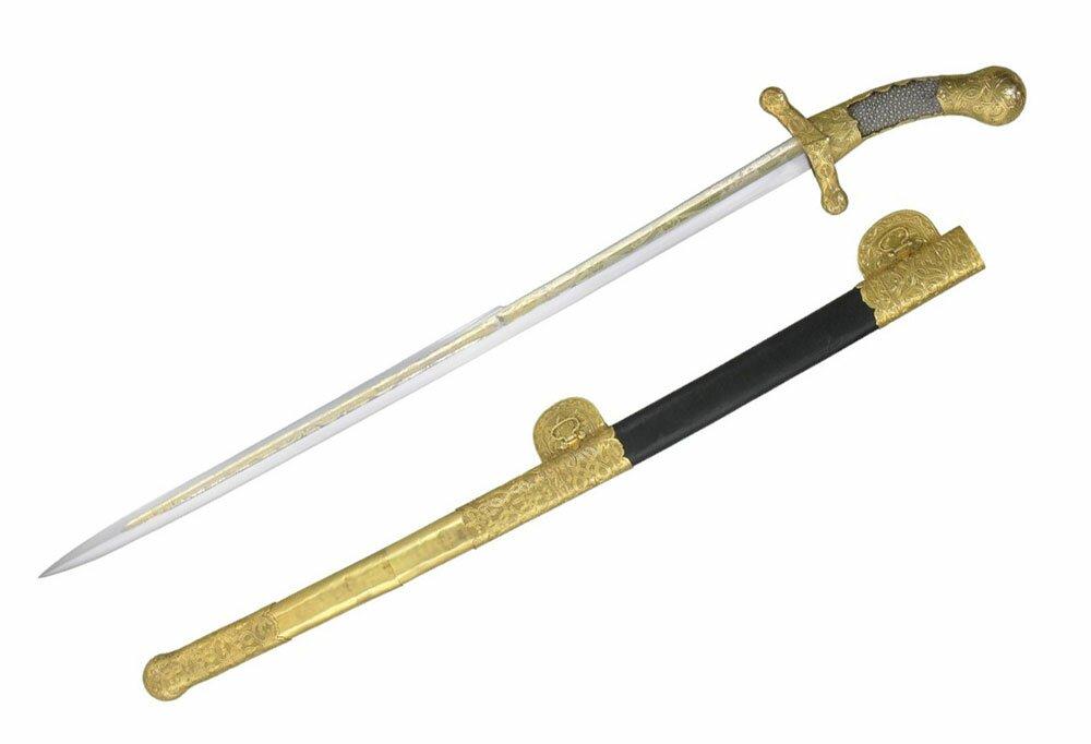 Hanwei Charlemagne Saber - Szabla Karola Wielkiego