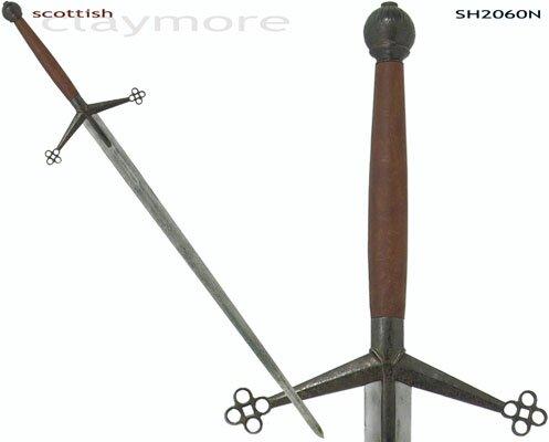 Miecz Hanwei Scottish Claymore (SH2060N)