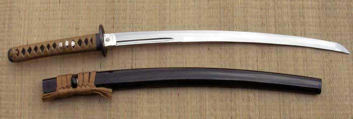 Thaitsuki Wakizashi Kanshiki