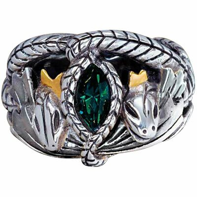 LOTR Srebrny Pierœcień Aragorna (NN9687_06)