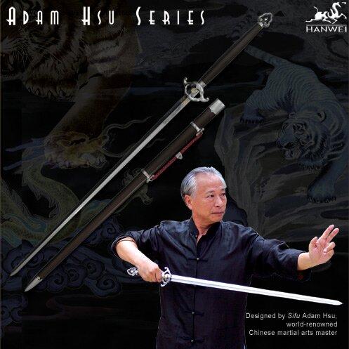 Miecz Hanwei Adam Hsu 2-Handed Jian - Wood Handle 36 (SH2316)
