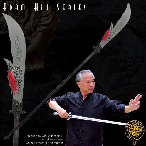 Halabarda Hanwei Hsu Quandao