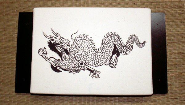 Makiwara Dragon (GTTB445)