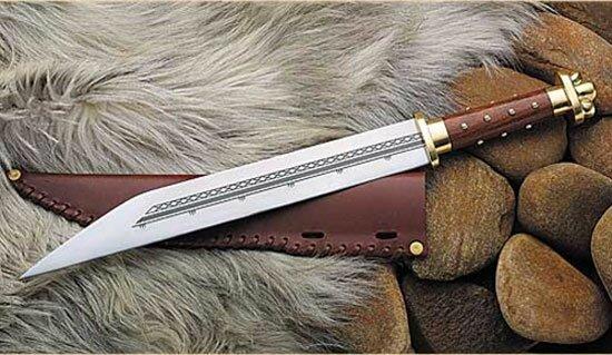 Nóż Seax (401022s)