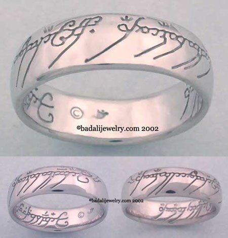 Platinum The One Ring (ORP)