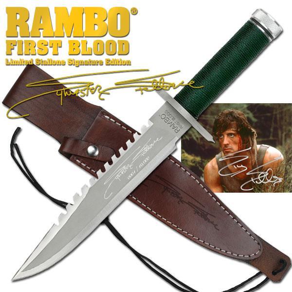 Nóż Rambo I Standard Edition Master Cutlery  (MC-RB1)