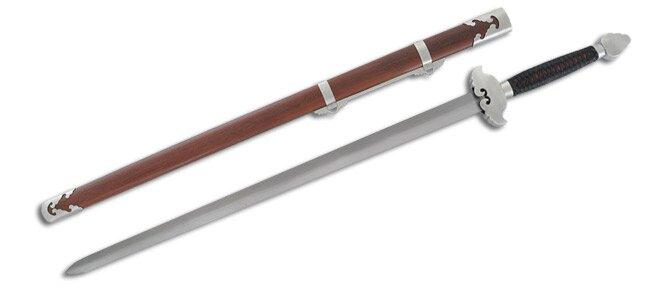 Scott Rodell Cutting Jian - Chinese Cutting Sword