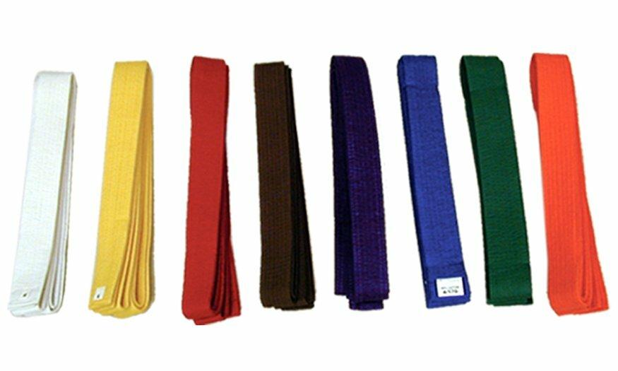 Pas do kimona żółty (GTTA715_3)
