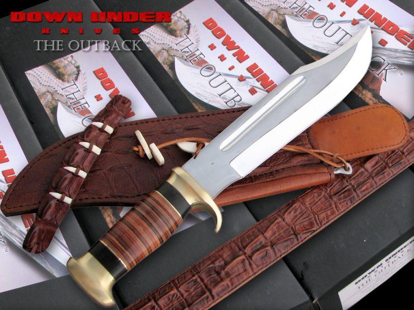 Nóż Down Under Knife The Outback (DUKCD)