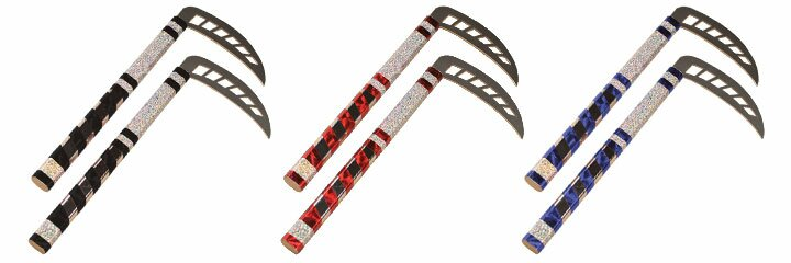 Kama Tiger Claw Elite Competition Kama, Traditional Blade (17-40K)
