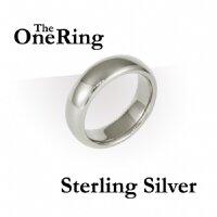 LOTR One Ring - srebro (SKUSJW249)