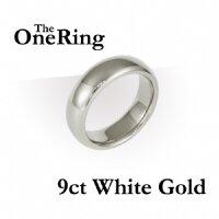 One Ring - białe złoto 9 karat (SKU9WJW249)