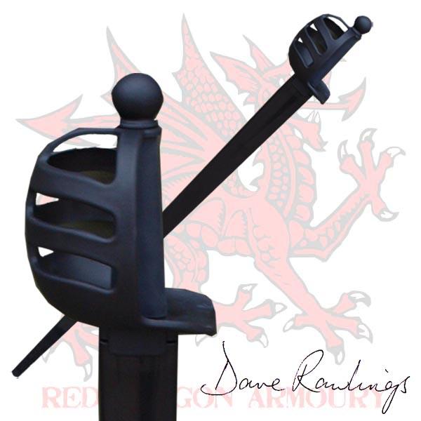 Pałasz Treningowy Basket Hilt Xtreme Sparring Sword (RDA003XT)