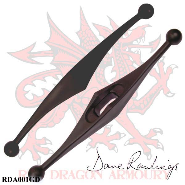Jelec Rawlings Synthetic Longsword Guard (RDA001GD)