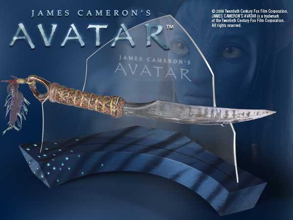 Neytiris Dagger sztylet z filmu Avatar (NN8822)