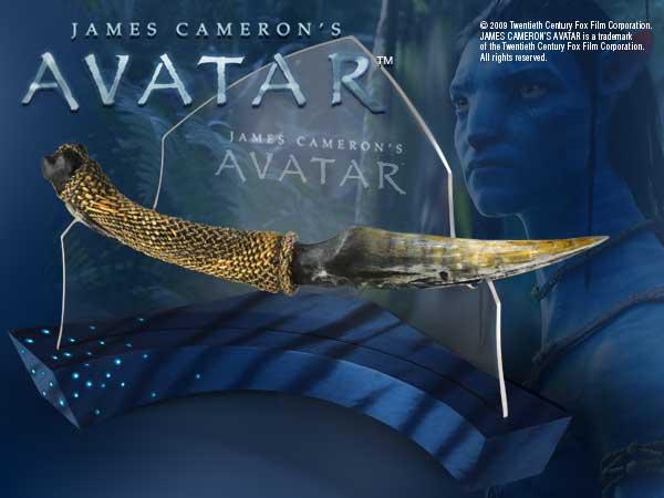 Jakes Dagger sztylet z filmu Avatar (NN8880)