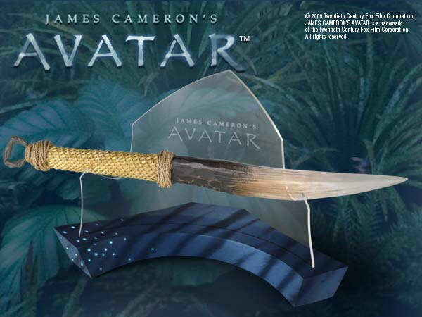 Navi Braided Dagger sztylet z filmu Avatar (NN8895)