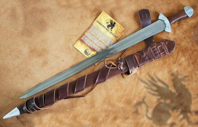 Miecz kuty XIw Viking Sword