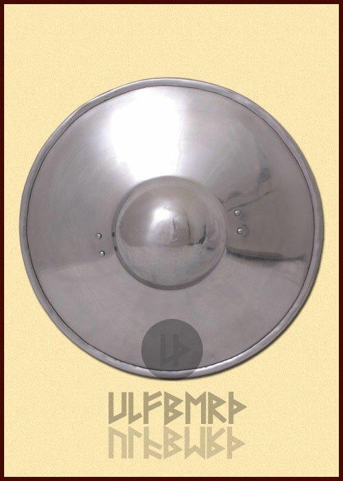 Puklerz stalowy gładki GDFB Plain Buckler (GDFB/BK/002-15)