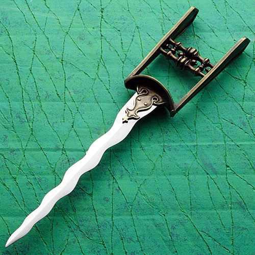 Nóż Museum Replicas Royal Indian Katar (403531)