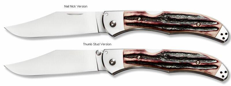 Nóż Cold Steel Lone Star Hunter Thumb Stud Version (54SBHT)