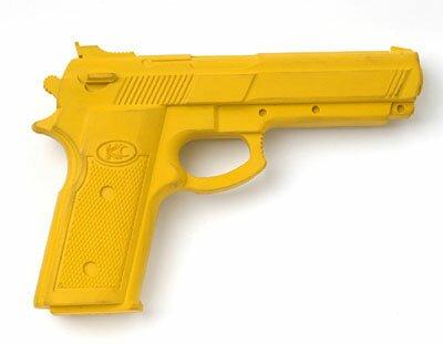Pistolet Treningowy Rubber Training Gun (301-007)