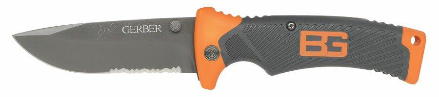 Nóż składany Gerber Bear Grylls Folding Sheath (31-000752)