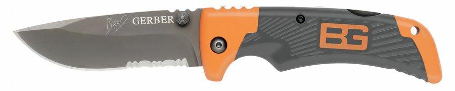 Nóż składany Gerber Bear Grylls Scout (31-000754)