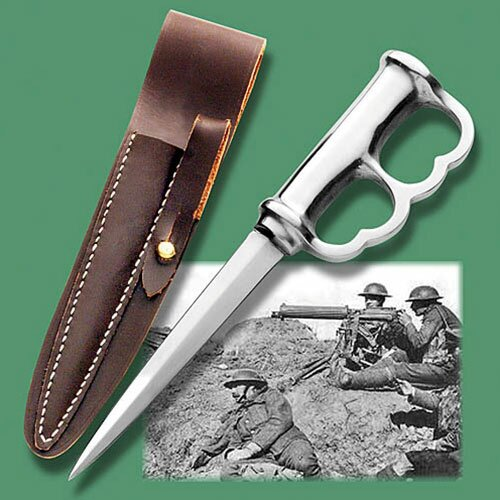 Nóż British WWI Robbins and Dudley Fighting Knife (403244)