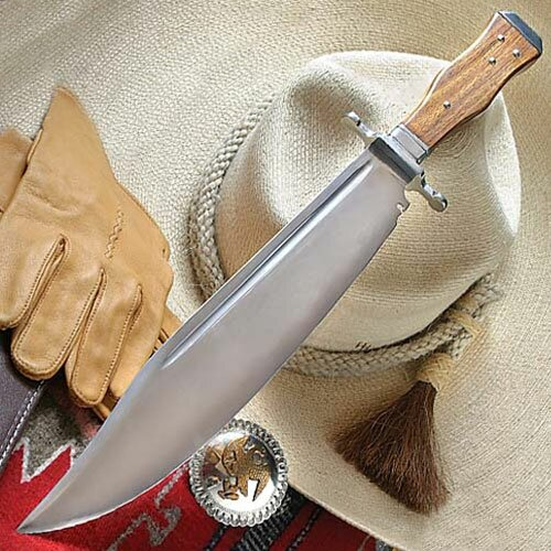 Nóż 1850 Coffin Hilt Bowie Knife (401732s)