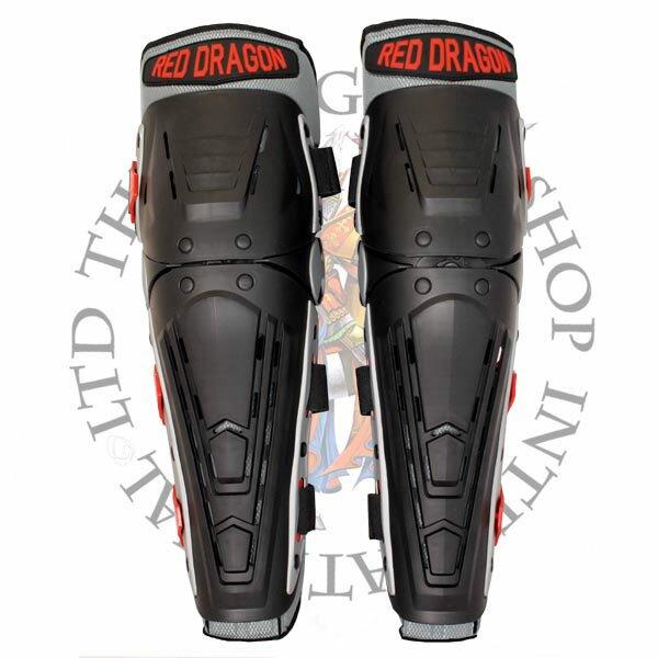 Ochraniacze kolan i goleni Red Dragon Knee & Shin Protectors (AMK13)