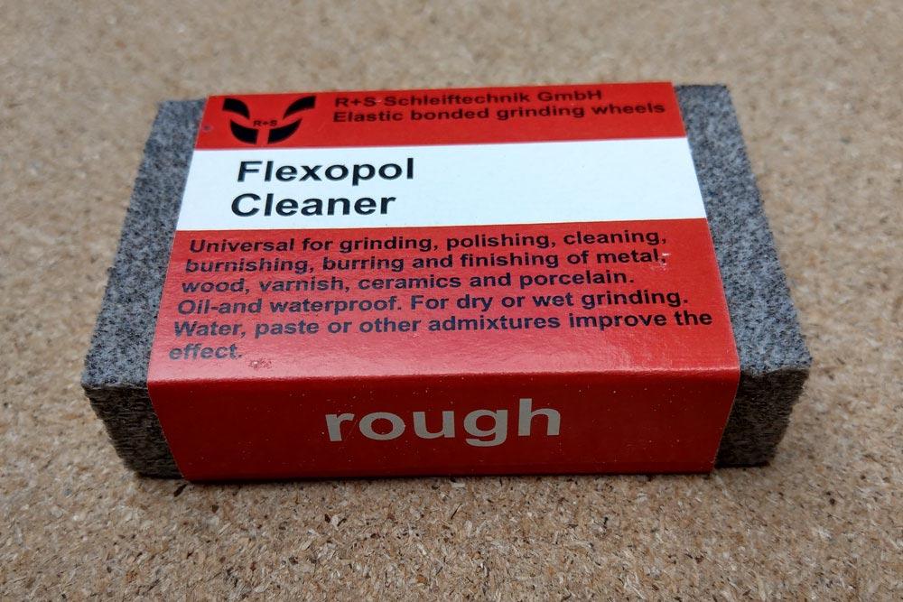 Flexopol Cleaner Rough - guma szlifierska