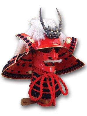 Hełm samuraja - Takeda Shingen Kabuto & Mempo (AH2082)
