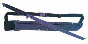 Black Ronin Ninja Sword (UC1184)