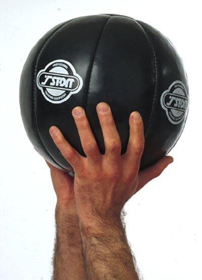 T-Sport Medicine Ball - Black (305-033)