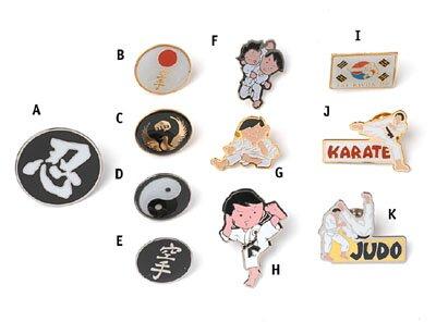 Lapel Badges(K) (307-031)