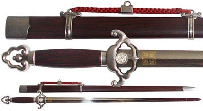 Miecz Hanwei Jian Tai Chi Sword