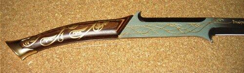 Dodatkowe zdjęcia: Miecz Arweny - Hadhafang - The Sword of Arwen
