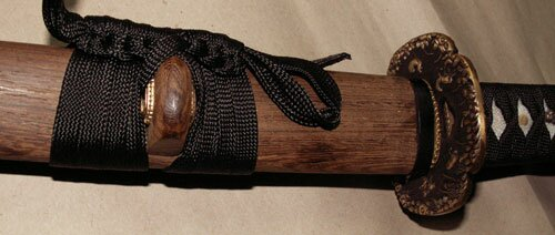 Ryumon Hand Forged Samurai Katana