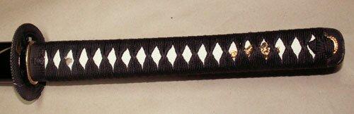 Dodatkowe zdjęcia: Samurai Katana - Dragon Tsuba Black
