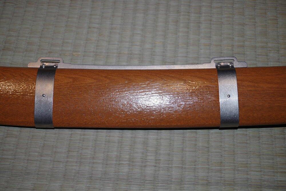 Dodatkowe zdjęcia: Hanwei Ox-Tail Dao Kungfu Sword